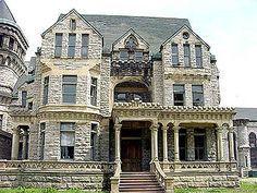 """Haunted Reformatory - also where """"shawshank redemption"""" was filmed. Mansfield, Ohio"""