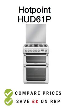 Hotpoint Compare UK prices and find the cheapest deals from 8 stores. Dual Fuel Cooker, Freestanding Cooker, Cookers