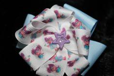 Abby Cadabby bow-$10