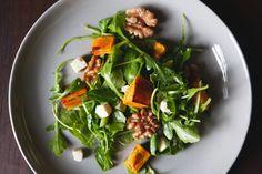 Styling salads