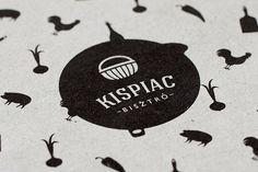 Kispiac by Eszter Laki, via Behance