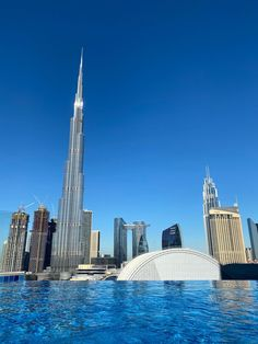View of the Burj Khalifa from the Address Fountain Views Dubai Tourism, Dubai Travel, Four Days, Anything Is Possible, The Dunes, Boat Tours, Speed Boats, Burj Khalifa, Best Hotels