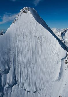 If You Look Closely Theres a Skier | Source