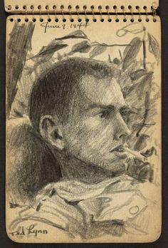 Durante a Segunda Guerra Mundial, um soldado americano de 21 anos chamado Victor A. Lundy decidiu registrar seu dia a dia, suas experiências e pensamentos por meio de desenhos. Hoje em dia, Victor …