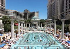 One of the pools at #the Venetian-#Las Vegas  #Conde Nast Traveler