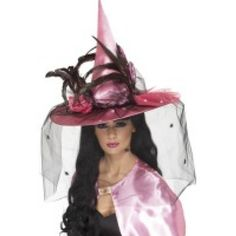 Custom Witch Hats | witches hat red