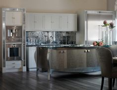 Evitavonni Chelsea Mirror Kitchen