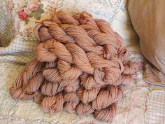 Rooibos tea dye- Natural Suburbia