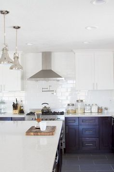 Kitchen Before & After: Dark and Dreary to Light and Bright! Reader Kitchen Remodel   The Kitchn