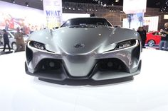 Toyota Concept Car at the 2014 L.A. Auto Show