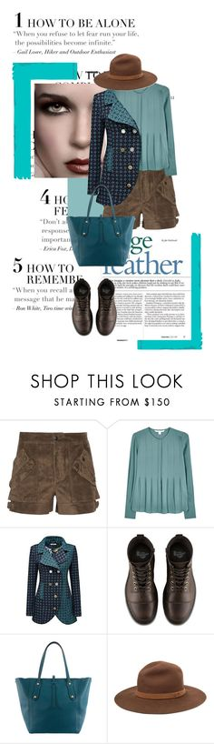 """When you refuse to let fear run your life"" by no-where-girl ❤ liked on Polyvore featuring Helmut Lang, Diane Von Furstenberg, Joe Browns, Dr. Martens, Annabel Ingall and rag & bone"
