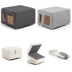 Puff du kan gjøre om til seng😃😴 Modell KOS. Du finner den i nettbutikken: www.mirame.no   #puffseng #stol #stue #gang #seng #smårom #sovestol #hvile #puff #innredning #møbler #gjesteseng #norskehjem #mirame #pris  #interior #interiør #design #nordiskehjem #vakrehjem #nordiskdesign  #oslo #norge #norsk  #bilde #speilbilde #tre #metall #rom123  #kos #litenplass  #smarteløsninger