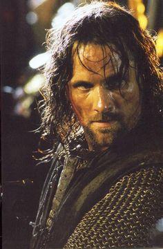 Aragorn. Nuff said. Biddy Craft