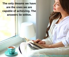 You can make your dream come true. Believe it and take action toward it! :)