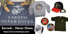 Emarinepx.com is the top #onlinestore that is famous in providing the #bestqualityMarineCorps products available for #sale online. The store has an extensive collection of the Marine Corps Clothing, #Challenge Coins, #Automotive Accessories, Flags, & Much More. Get complete details at https://www.emarinepx.com/