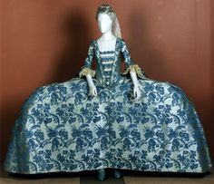 Mantua, 1760-65, from National Museums Scotland