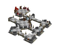 Lego Adventures is a strategy board game for unlimited amounts of people. It is similar to heroica but this is aimed at slightly older lego fans and more based on the Dungeons...