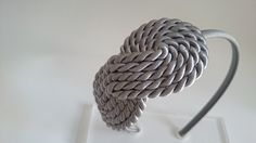 Diademas - Diadema con espirales. - hecho a mano por Desinquieta en DaWanda