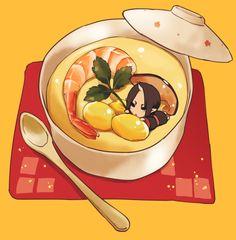 Food Drawing, Pixiv, Chibi, Art Drawings, Pikachu, Anime, Fandoms, Manga, Comics