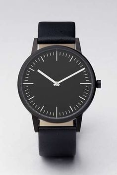 The Uniform Wares 150 Series Watch is Both Minimal and Elegant trendhunter.com