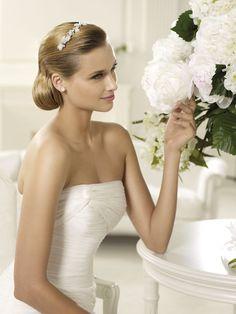 Robes de mariée Pronovias - Les Mariées de NR