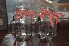 http://dollarstorecrafts.com/2013/06/tutorial-mason-jar-cups/