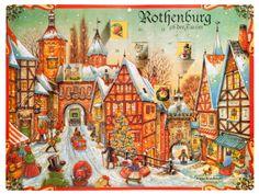 Sold by Kaethe Wohlfahrt - Rothenburg Germany