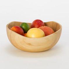 Terrain Bleached Acacia Fruit Bowl #shopterrain