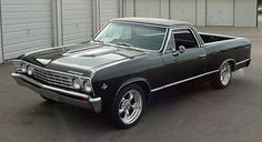 1967 Chevy El Camino Maintenance/restoration of old/vintage vehicles: the material for new cogs/casters/gears/pads could be cast polyamide which I (Cast polyamide) can produce. My contact: tatjana.alic@windowslive.com