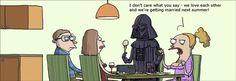 Use the fork, Luke!