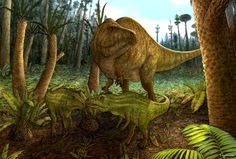Acrocanthosaurus family