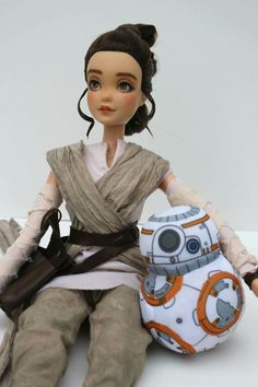 Tagged with , Awesome, ; Shared by aishavoya. Star Wars: The Force Awakens Jakku Rey OOAK doll Ooak Dolls, Art Dolls, Snow White Doll, Little Presents, Rey Star Wars, Take Me Up, Star Wars Action Figures, Disney Dolls, Handmade Clothes