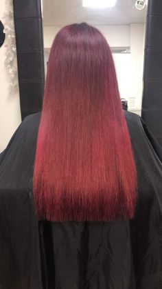 Hair Solved Newcastle perfecting their skills, cherry colour extensions and a perfect colour from Goldwell to match Newcastle, Cherry Hair Colors, Hair Loss Clinic, Hair Loss Specialist, Hair Loss Reasons, Hello Hair, Latest Hair Color, Hair System, Hair Loss Women