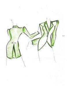Dougan Jacket Sketches, Jacket, Art, Drawings, Art Background, Kunst, Jackets, Performing Arts, Doodles