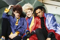 Here's to Future Days: Tom Bailey of the Thompson Twins Returns