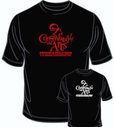 front of Mays Conservatory Dance t-shirt 2016