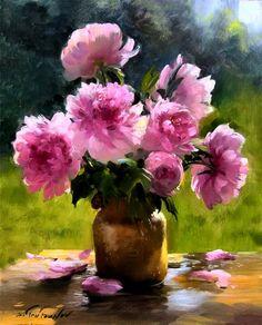 Sergei Tutunov: Flowers