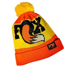 Men's Cycling Caps - FOX Heritage Beanie OS * You can get more details by clicking on the image.