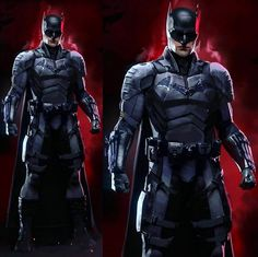 The Batman Robert Pattinson's Batman Armor // Batman Armor, Batman Suit, Batman Fan Art, Batman And Superman, The New Batman, Batman The Dark Knight, Red Hood Movie, Batman Universe, Dc Universe