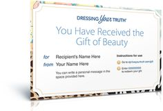 True Friend Offer | Look Beautiful & Feel Confident In 7 Days | Try Dressing Your Truth Today.I LOVE this program! You will too!  Check it out at http://michellejacobs.dressingyourtruth.com/truefriend
