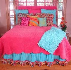 1000 Images About Cute Beds On Pinterest Girl Bedding
