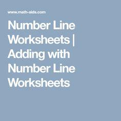 Myblueprint education planner report cards pinterest number line worksheets adding with number line worksheets malvernweather Choice Image