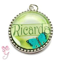 Medaillon Ricarda