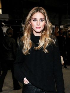 A Week in Perfect Hair, as Demonstrated by Olivia Palermo via @ByrdieBeauty
