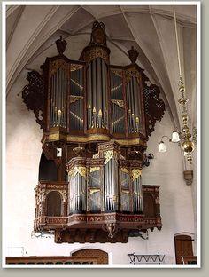 Petrus en Pauluskerk - Loppersum -  A.A. Hinsz 1735 / H.H. Freytag 1803