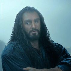 """Gloin, come on. Give us what you have."" ~Thorin Oakenshield the Desolation of Smaug"