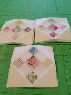 little acorns: quilts