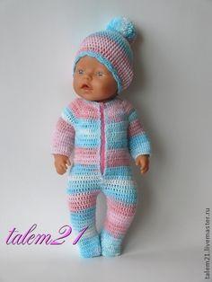кукольный комбинезон - одежда для кукол,кукольная одежда,наряды для кукол