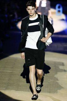 Philipp Plein Spring 2015 Menswear Collection Slideshow on Style.com