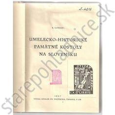Umelecko-historické pamätné kostoly na Slovensku, E. Lorad